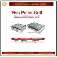 Mesin Cetakan Takoyaki / Fish Pallet Grill GRL-EH777 / GRL-EH877 Mesin Penggorengan