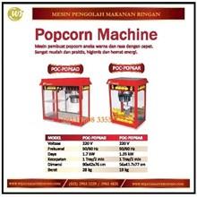 Mesin Pembuat Popcorn / Popcorn Machine POC-POP6AD / POC-POP6AR Mesin Pengaduk