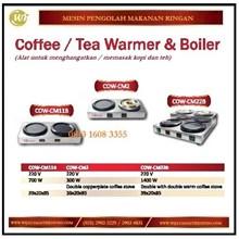 Alat penghangat/memasak kopi dan teh / COFFEE /TEA WARMER & BOILER COW-CM11B/COW-CM2/COW-CM22B Mesin Penghangat Makanan