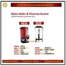 Mesin Thermos Pemanas Air / Water Boiler & Thermos Bucket WBE-16L/STB-10L Mesin Makanan dan Minuman Cepat Saji