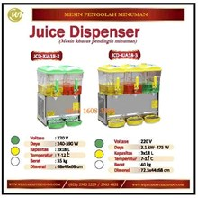 Mesin Pendingin Minuman / Juice Dispenser JCD-XJA18-2/JCD-XJA18-3