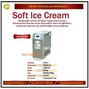 Dari Mesin Pembuat Es Krim / Soft Ice Cream ICR-BQ106S Mesin Makanan dan Minuman Cepat Saji 0