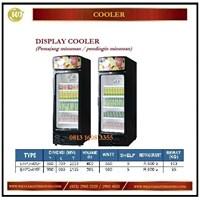 Lemari Pendingin/Display Cooler EXPO-405P / EXPO-416P Mesin Makanan dan Minuman Cepat Saji