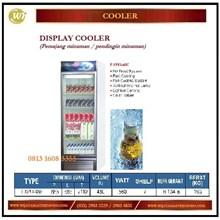 Lemari Pendingin / Pendingin Minuman / Display Cooler EXPO-480 Mesin Makanan dan Minuman Cepat Saji