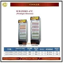 Lemari Pendingin Minuman / Sub Zero -6°C EXPO-280BC / EXPO-500BC Mesin Makanan dan Minuman Cepat Saji