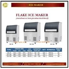 Mesin Pembuat Es Batu / Flake Ice Maker CK-70 / CK-100 / CK-150 Mesin Makanan dan Minuman Cepat Saji