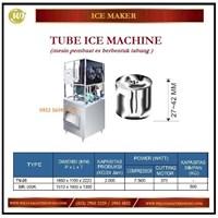 Jual Mesin Pembuat Es Batu Berbentuk Tabung / Tube Ice Machine TV-20 BIN 500K/800 / TV-30 / TV-50 / TV-100 Mesin Makanan dan Minuman Cepat Saji