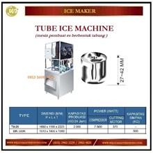 Mesin Pembuat Es Batu Berbentuk Tabung / Tube Ice Machine TV-20 BIN 500K/800 / TV-30 / TV-50 / TV-100 Mesin Makanan dan Minuman Cepat Saji