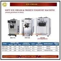Jual Mesin Pembuat Es Krim /Soft Ice Cream BDB-7116 / BTB-7226 / BT-7230 (2 compressors) Mesin Pembuat Es Krim