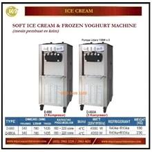 Mesin Pembuat Es Krim / Soft Ice Cream D-880 (3 Compressors) / D-880A (3 Compressors) Mesin Pembuat Es Krim