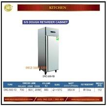 Kabinet Pendingin Penyimpan Roti / Dough Retarder Cabinet DRC-550-1D Mesin Makanan dan Minuman Cepat Saji