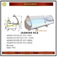 Lemari Pendingin / JASMINE RCA-125 / RCA-187.5 / RCA-250 / RCA-375 Mesin Makanan dan Minuman Cepat Saji