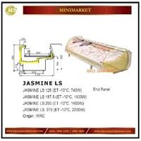 Lemari Pendingin / JASMINE LS-125 / LS-187.5 / LS-250 / LS-375 Mesin Makanan dan Minuman Cepat Saji