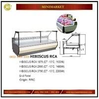 Lemari Pendingin / HIBISCUS RCA-1875 / RCA-2500 / RCA-3750 Mesin Makanan dan Minuman Cepat Saji
