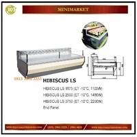 Lemari Pendingin / HIBISCUS LS-1875 / LS-2500 / LS-3750 Mesin Makanan dan Minuman Cepat Saji
