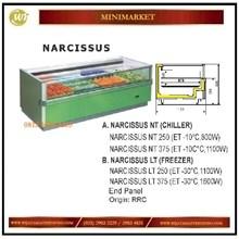 Lemari Pendingin / NARCISSUS NT (CHILLER) NT-250 / NT-375 / NARCISSUS LT (FREEZER) LT-250 / LT-375 Mesin Makanan dan Minuman Cepat Saji