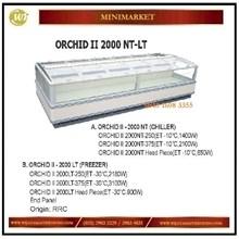 Lemari Pendingin / ORCHID II 2000 NT (CHILLER) NT-250 / NT-375 / ORCHID II 2000 LT (FREEZER) LT-250 / LT-375 Mesin Makanan dan Minuman Cepat Saji