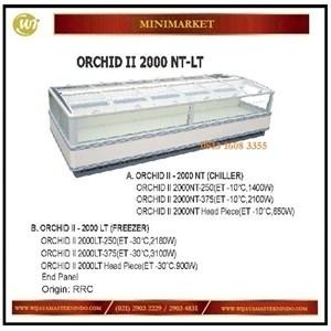 Dari Lemari Pendingin / ORCHID II 2000 NT (CHILLER) NT-250 / NT-375 / ORCHID II 2000 LT (FREEZER) LT-250 / LT-375 Mesin Makanan dan Minuman Cepat Saji 0