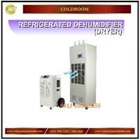 Jual Refrigerated Dehumidifier (Dryer) / Mesin Penyedot Lembab / Mesin Pengering Udara Mesin Sirkulasi dan Pendingin