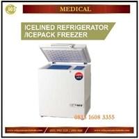 Icelined Refrigerator /Ice Pack Freezer / Mesin Pendingin MKF-074 Mesin Sirkulasi dan Pendingin