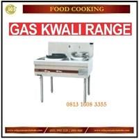 Jual Gas Kwali Range / Kompor Komercial di Restoran CS-9080 / CS-1480 / CS-1880 Mesin Penggorengan