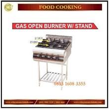 Gas Open Burner W/ Stand / Mesin Penggoreng RBD-4 / RBD-6 Mesin Penggorengan
