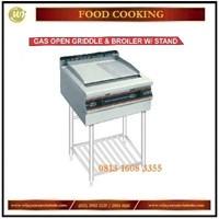 Jual Gas Open Griddle & Boiler W/ Stand / Mesin Penggorengan RPD-4B / RPD-4 / RSD-3 Mesin Penggorengan