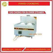 Mesin Pengukus / Gas Chiong Fen Blower Steamer CS-1211 Mesin Penghangat Makanan