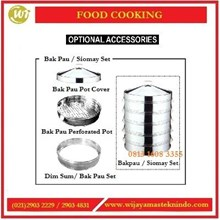 Perlengkapan Aksessoris Bakpau & Siomay / Optional Accessories Mesin Penghangat Makanan