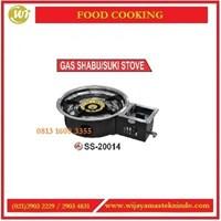 Kompot Listrik / Gas Shabu / Suki Stove SS-20014 Mesin Penghangat Makanan