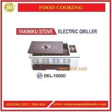 Kompor Listrik / Yakiniku Stove Electric Griller EKL-1000D Mesin Penghangat Makanan