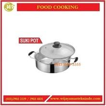 Panci Sup / Suki Pot DP-22 / DP-26 / DP-30 Mesin Penghangat Makanan
