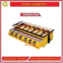Pemanggang Sate Daging / SS Burner BBQ ET-K111 / ET-K222 / ET-K233 / ET-K333 Mesin Pemanggang