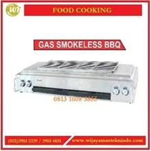 Pemanggang Daging / Gas Smokeless BBQ ET-KF05 / ET-KF03 Mesin Pemanggang