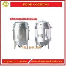 Mesin Pemanggang Oven Ayam & Bebek / Gas Duck / Chasio Roaster JHR-800 / JHZ-800 Mesin Pemanggang