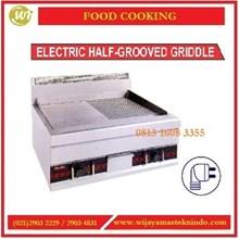 Mesin Pemanggang / Electric Half-Grooved Griddle HEG-852 Mesin Pemanggang