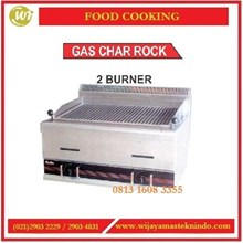 Mesin Pemanggang / Gas Char Rock HGL-741 Mesin Pemanggang
