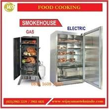 Mesin Pembuat Ikan Asap / Smokehouse DSH-S03 / GSH-B01 Mesin Penghangat Makanan