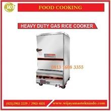 Alat Pemasak Nasi / Heavy Duty Gas Rice Cooker RSC-8 / RSC-12 / RSC-24 Mesin Penghangat Makanan