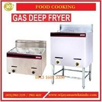 Jual Alat Penggorengan / Gas Deep Fryer (Table Top atau Free Standing) GF-71 / GF-73 / GF-74 / GF-75 Mesin Penggorengan