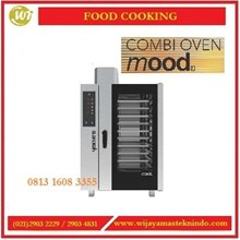 Mesin Pemanggang Oven & Pengukus / Combi Oven Mood MOOD-7G / MOOD-11G / MOOD-7E / MOOD-11E Mesin Penggorengan