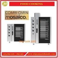Mesin Pemanggang  Oven & Pengukus / Combi Oven Mosaico MOSAICO-7G / MOSAICO-11G / MOSAICO-7E / MOSAICO-11E Mesin Penghangat Makanan 1