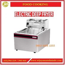Mesin Penggorengan / Electric Deep Fyer 1 Tank 1 Basket EF-81 / EF-88 Mesin Penggorengan