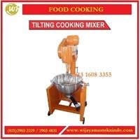 Jual Alat Pembuat Selai / Tilting Cooking Mixer CMS-50SL / CMS-80SL/ CMS-150CL/CMS-200SL Mesin Pengaduk