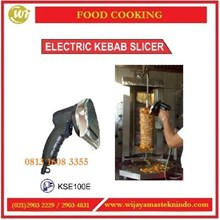 Mesin Electric Pengiris Daging / Electric Kebab Slicer KSE-100E Mesin Penggiling Daging dan Unggas