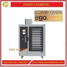 Mesin Pemanggang Oven & Pengukus / Combi Oven Ego EGO-7G / EGO-11G / EGO-7E / EGO-11E Mesin Penghangat Makanan
