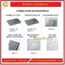 Alat Aksessoris Oven / Combi Oven Accessories Mesin Penghangat Makanan