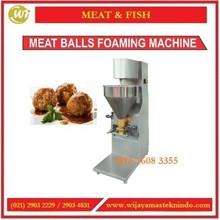 Mesin Pencetak Bakso / Meat Balls Foaming Machine SJ-280 Mesin Pengaduk