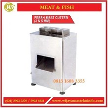 Mesin Pemotong Daging / Fresh Meat Slicer (3 & 5mm) TR-180 Mesin Penggiling Daging dan Unggas