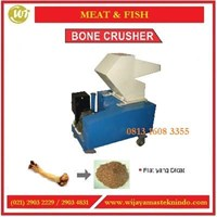 Mesin Penghancur Tulang Sapi / Bone Crusher SGJ-300 / SGJ-360 Mesin Pemanggang